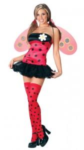 Dreamgirlz Marienkäfer Kostüm